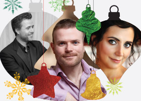 Newry Chamber Music presents A Classical Christmas - December 12, 8pm