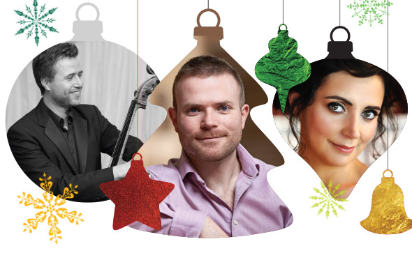 Newry Chamber Music presents A Classical Christmas - Tuesday December 12, 8pm